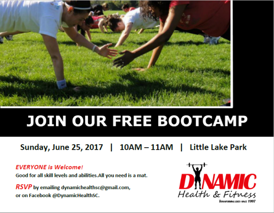Free Bootcamp_June 25 2017_Poster
